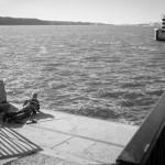 В очакване на голямата риба, Клайпеда