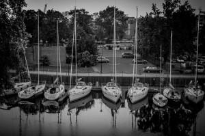 Яхтено пристанище, Клайпеда