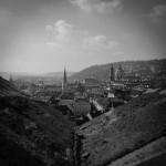 Изглед от бойницата, Прага